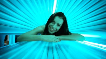 Feature | How to Lay in a Tanning Bed | how to lay in tanning bed to avoid lines