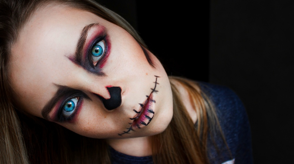 feature easy halloween makeup tips and tutorials